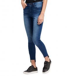 DKNY Hawthorne High-Rise Skinny Ankle Jean