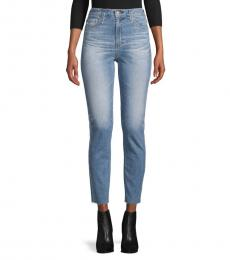 AG Adriano Goldschmied 16 Years High-Rise Slim Ankle Jeans