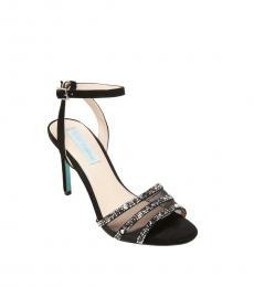 Black Veda Heels