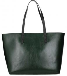 Marni Green Vintage Large Tote