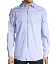 Hugo Boss Light Blue Mabel Button Down Shirt