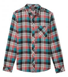 Multicolor Freemont Flannel Shirt