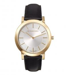 Burberry Black Slim Watch