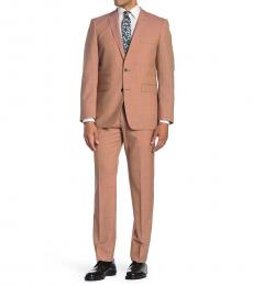 Vince Camuto Coral Solid Slim Fit 2-Piece Suit
