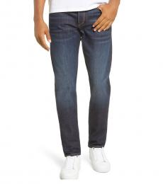Dark Blue Fit One Jeans