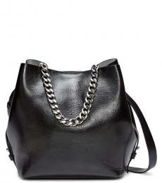 Rebecca Minkoff Black Kate Convertible Large Bucket Bag