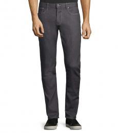 Armani Jeans Blue Slim-Fit Stretch Jeans