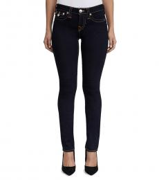 True Religion Body Rinse Slim Straight Contour Jeans