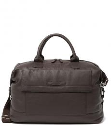 Chocolate Weekend Large Duffle Bag