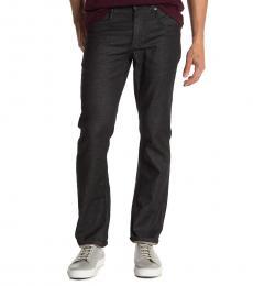 Black-Belize Vintage Slim Jeans