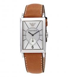 Emporio Armani Brown Classic Watch