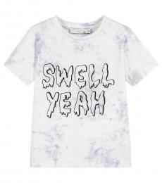 Stella McCartney Little Girls Purple Arlow T-Shirt