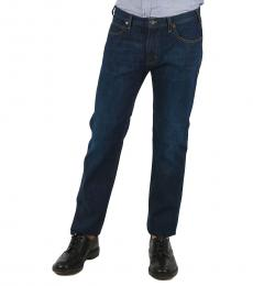 Armani Jeans Blue Stretch Denim Jeans
