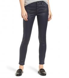 AG Adriano Goldschmied Blue Vault Legging Ankle Jeans