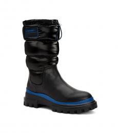 Black Laeton Boots