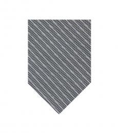 Black Fine Line Twist Tie