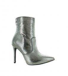 Metallic Blaine Boots