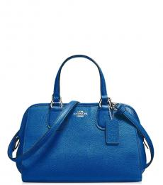 Denim Nolita Small Satchel
