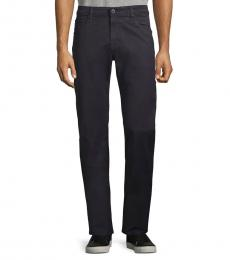 AG Adriano Goldschmied Midnight Classic Straight-Leg Jeans