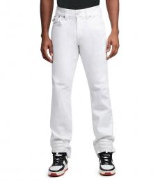Optic Stone Ricky Straight Jeans
