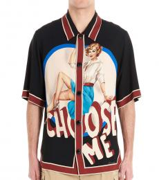 Dolce & Gabbana Multicolor Choose Me Shirt