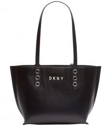 DKNY Black Duane North South Large Tote