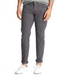 Ralph Lauren Dark Grey Sullivan Slim Stretch Jeans
