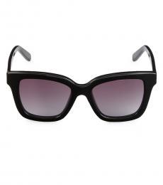 Black Square Voguish Sunglasses