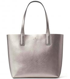 Kate Spade Anthracite Arch Reversible Large Tote