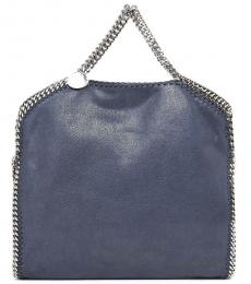 Stella McCartney Blue Falabella Large Tote