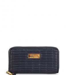 Juicy Couture Navy Blue Nouvelle Pop Wallet