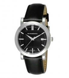 Burberry Black Logo Modish Watch