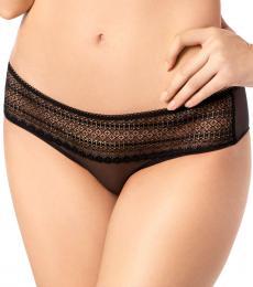 DKNY Black Lace Bikini Underwear
