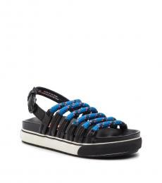 Multicolor Rubber SA-GRAND Sandals