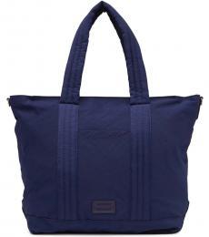 Rebecca Minkoff True Navy Luca Nylon Large Baby Bag