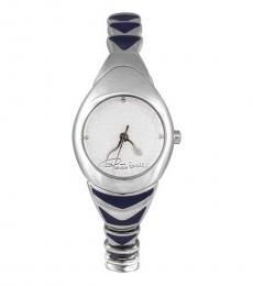Silver Fashion Fish Watch