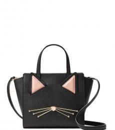 Kate Spade Black Jazz Things Up Mini Satchel