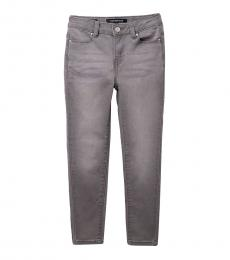 Calvin Klein Girls Oyster Ultimate Skinny Jeans