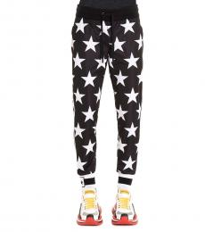 Black Stelle All Over Joggers