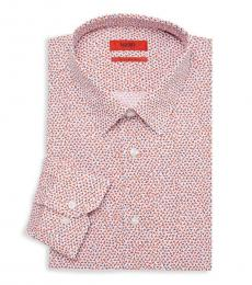 Pink Extra Slim-Fit Dress Shirt