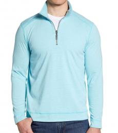 Tommy Bahama Aqua-Ferrara Flip Half Zip Pullover