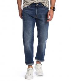 Lucky Brand Blue Straight Jeans