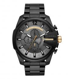 Grey Metallic Mega Chief Watch