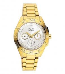 Dolce & Gabbana Gold Classic Watch