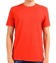 Hugo Boss Red Crewneck T-Shirt