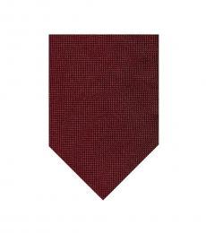 Wine Lawford Solid Tie