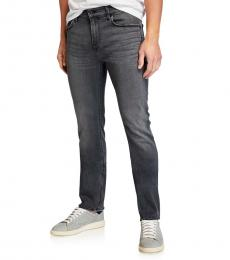 7 For All Mankind Grey Slimmy Denim Jeans