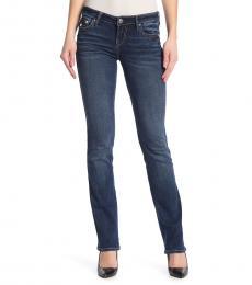 True Religion Denim Billie Straight Leg Jeans