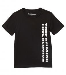 True Religion Little Boys Black Dream Big T-Shirt