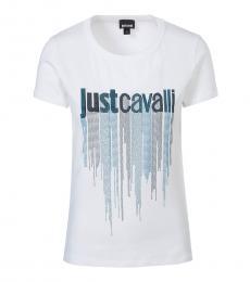 White Gemstones Logo T-Shirt